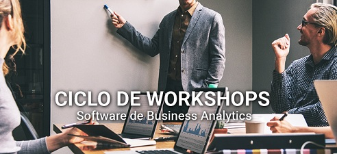 Sorteo ciclo de workshops Business Analytics