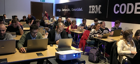 IBM Code_Day Montevideo