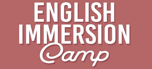 Two days English immersion camp