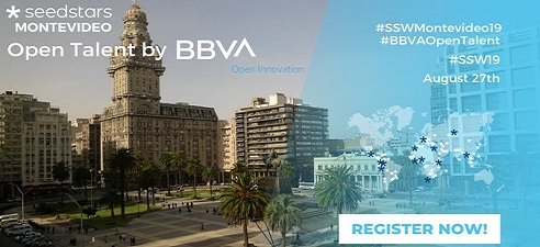 BBVA Open Talent y Seedstars Worl Montevideo