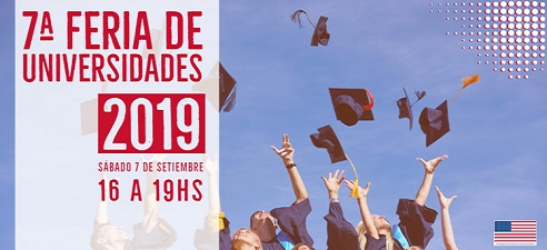 7ª Feria de Universidades EducationUSA 2019