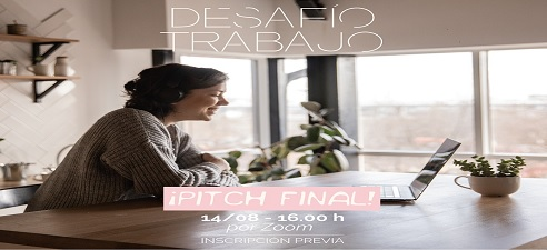 Desafío Trabajo: pitch final
