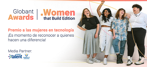 Globant Awards - Women That Build Edition 2020