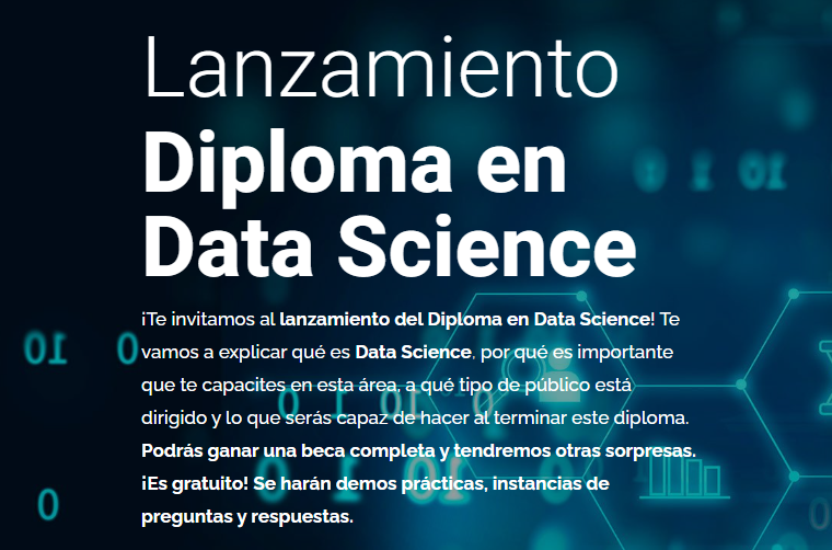 Diploma en data science