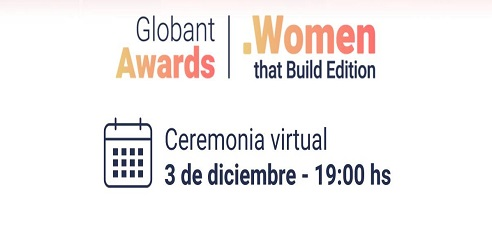 Globant Awards: #WomenThatBuild